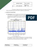 IFT PS - 005-2014 Transitorios en La SE 0931 Lado 33kV Antapaccay