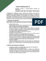 DIREITO EMPRESARIAL1