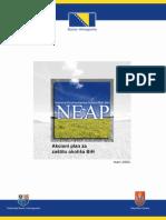 Nacionalni plan za zaštitu okoliša BIH NEAP 2003