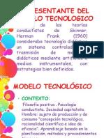 Modelo Tecnologico