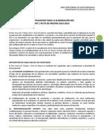 2) Orientaciones Pat 2013