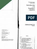 Maria Josep Cuenca - Introduccion a La Linguistica Cognitiva