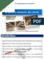 Gestion Aleatoire Des Stocks (1)