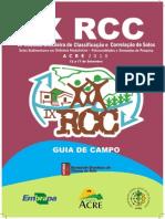 ix rcc Acre Guia de campo