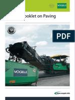 Paving Booklet English
