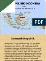 Geopolitik Indonesia (Pkn)
