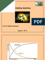 UFT - Cinética Química - Agosto-2013