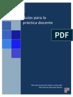Guc3adas de Orientacion Para La Prc3a1ctica Docente Ciclo Superior Agrario Bs As