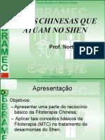 Fitoterapia Chinesa e o Shen Versao Alunos