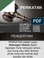 Hukum perikatan