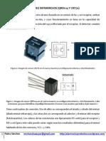 Sensores Infrarrojos (Qrd1114 y Cny70)