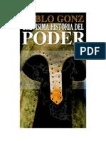 Brevisima Historia Del Poder (Pablo Gonzalez Cuesta)