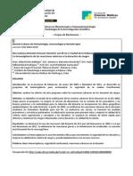 Corpus de resúmenes (1)