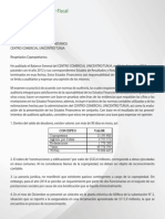 Dictamen Revisor Fiscal 1