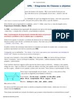 UML - Diagrama de Classes