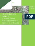 Humanitarian Bamboo