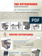 Ensure - New Product Catalogue