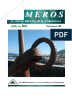 Revista de La Didactica de Matematicas