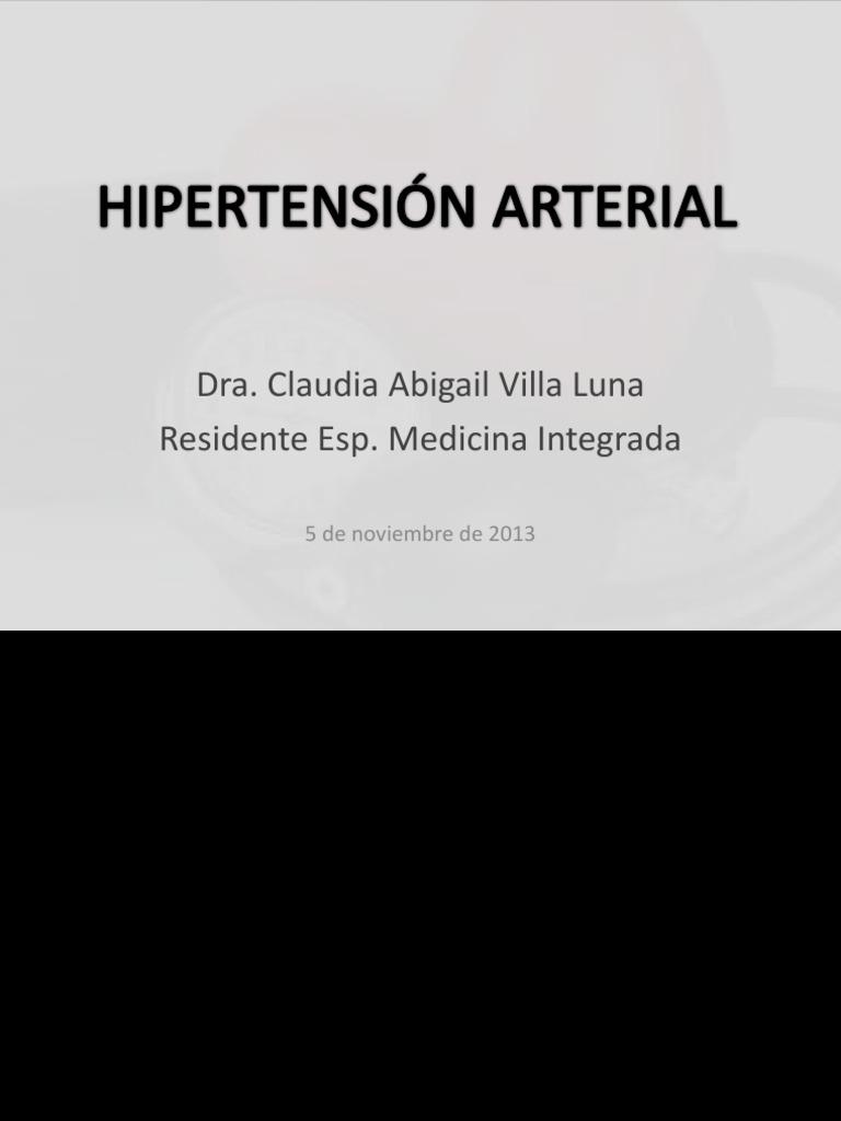 Hipertension arterial sistemica - Hipertensión - Sistema..