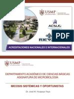 Micosis Sistemicas y Oportunistas Octubre 2013
