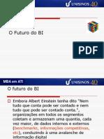 04 - O futuro do BI