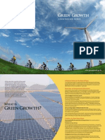 Green Growth - a new path for KOREA