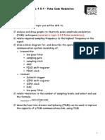 4.5.4 Pulse Code Modulation