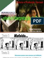 SLIDES -LEITURA E INTERPRETAÇÃO DE TEXTO-enfermagem.ppt