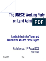 UN, Social and Economic Benefits of Good Land Administration