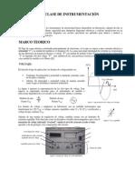 Clase de Instrumentacion