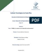 PyMEs y su relación con el desarrollo socioeconómico