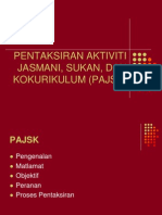 Pengenalan PAJSK