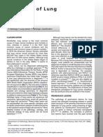 Patologia Del Cancer Pulmonar