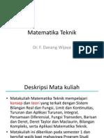 01 Matematika Teknik