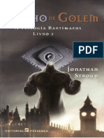 Jonathan Stroud - A Trilogia Bartimaeus 2 - O Olho de Golem