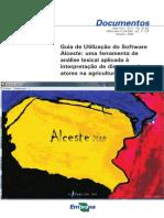 Guia de Utilizacao Do Software Alcesteuma Ferramenta de Analise Lexical