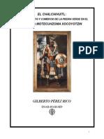 El Chalchihuitl Trafico Tributo y Comercio de La Piedra Verde en El Imperio de Motecuhzoma Xocoyotzin