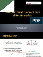 Transfusion Es