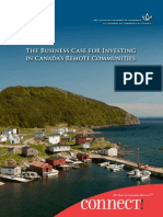 1109 the Business Case for Investing in Canadas Remote Communities