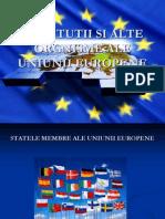 Institutii UE