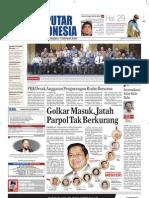 EPaper Harian Seputar Indonesia 16 Oktober 2009