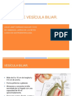 Cáncer de vesícula biliar.pptx