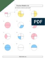 Fractions Modeling 234 All