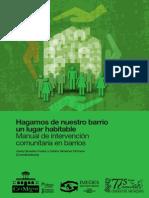 Manual de Intervencin Comunitaria en Barrios 2