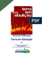 Terra em Ebulição - Immanuel Velikovsky