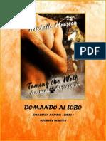 A.A. DOMANDO AL LOBO