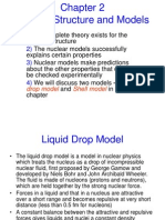 Chapter 2 Lecture Nuclear Stability and Models (1)