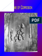 1-Forms of Corrosion