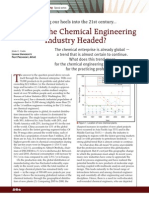 The Future of Chemical Engineering