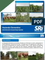Hacienda Clementina Web SRI